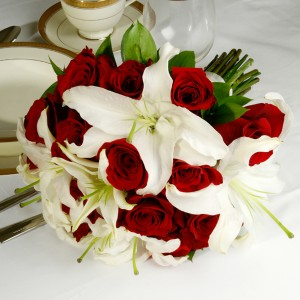 Red and White Wedding Collection