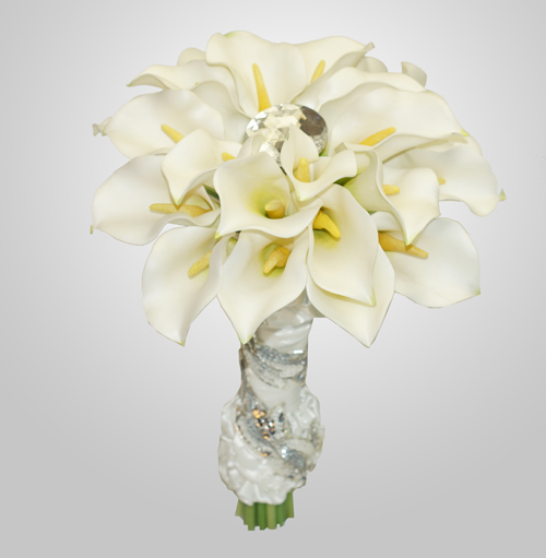 Silk Wedding Bouquets Collection Yola Guz Wedding Flowers